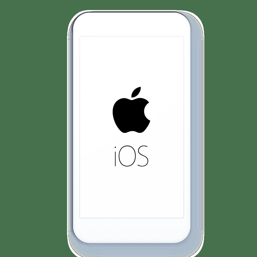 iOS mobile device development app project