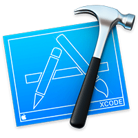 Xcode environment for iOS development apps