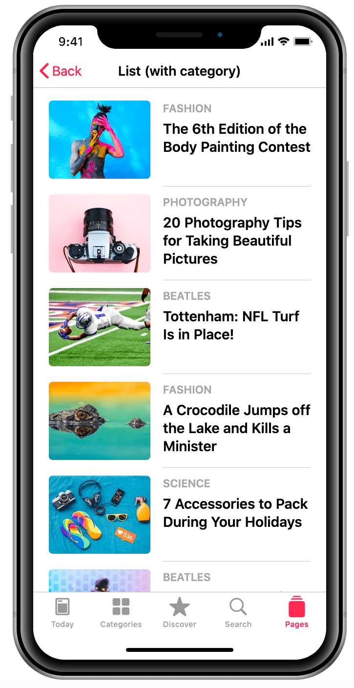 Stratton apps news mobile apps list category