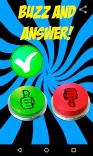 Buzzer Answer Button