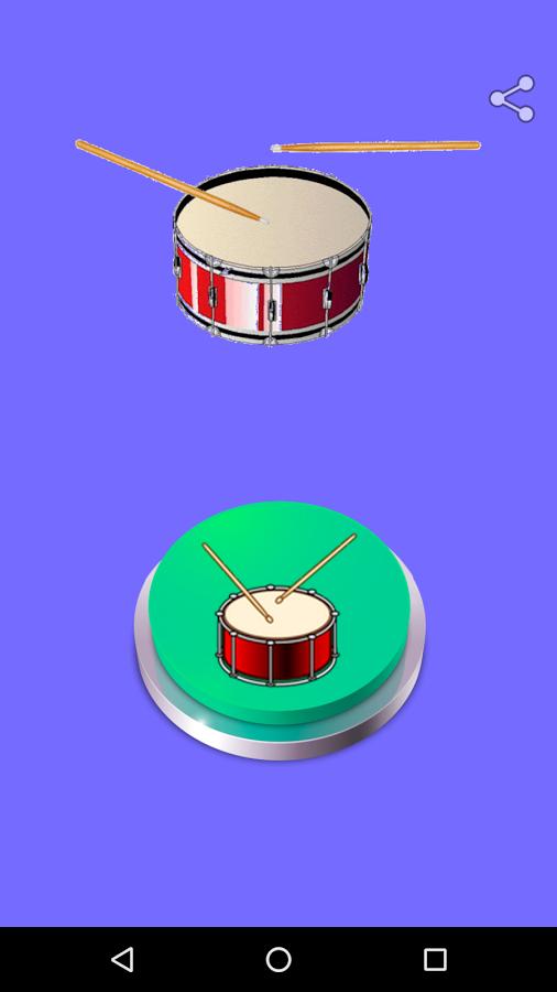 Drum Roll Meme Button